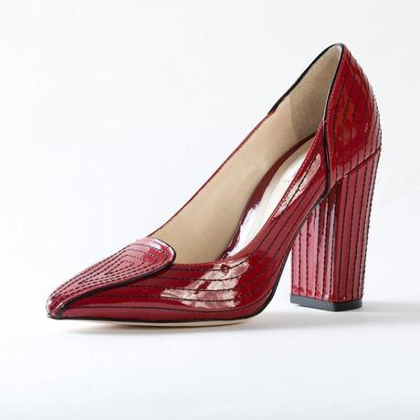 Guilhermina red shoes