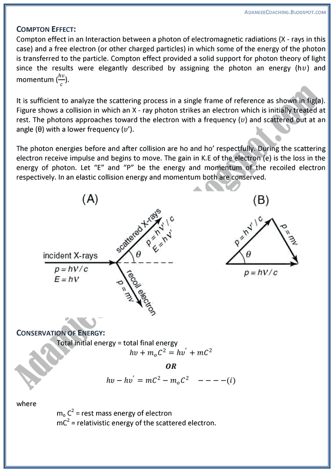 Advent-of-Modern-Physics-Theory-Notes-Physics-XII