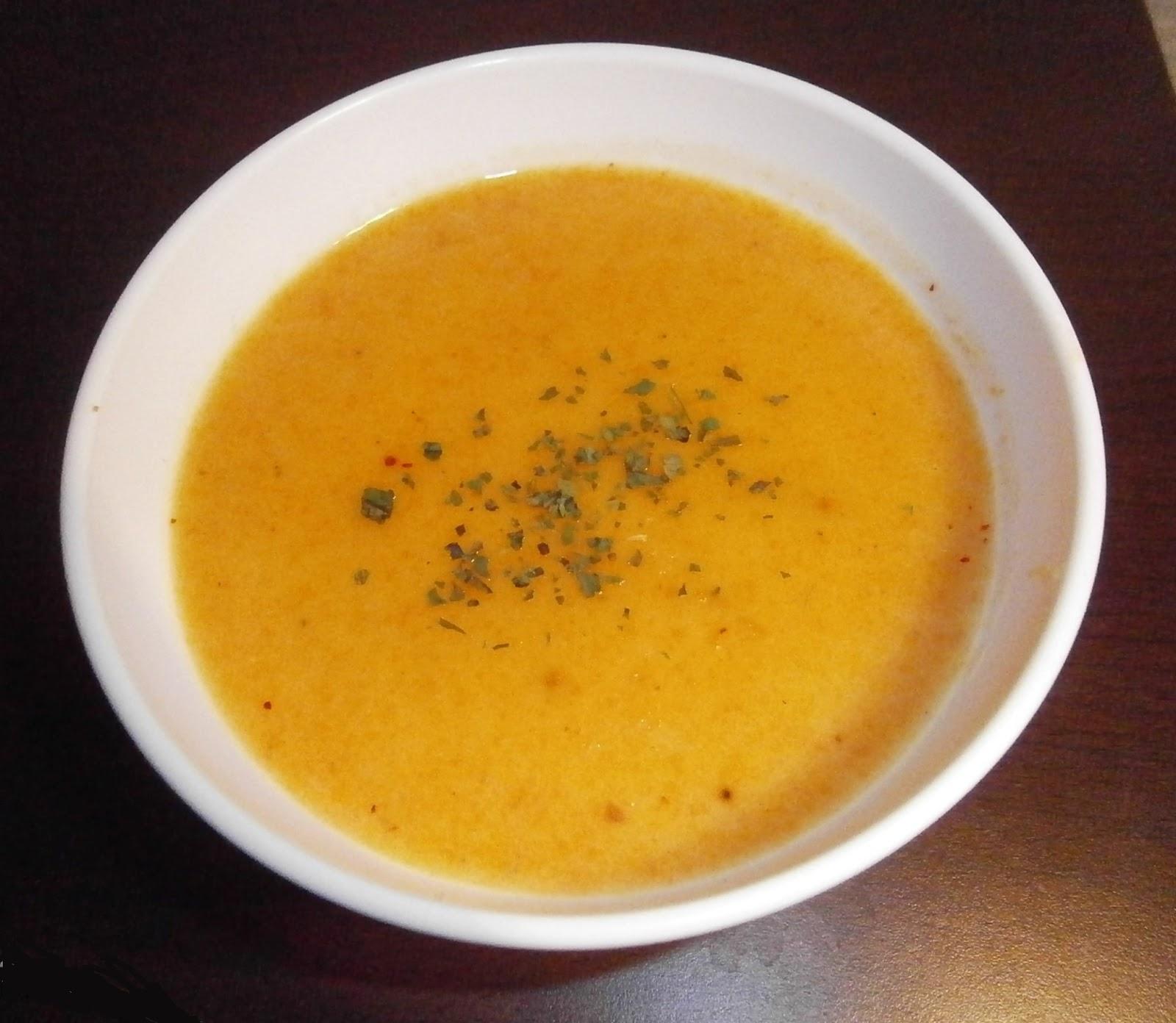 D lices d 39 une novice soupe de carottes - Peut on congeler de la soupe ...