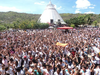 8 mil jovens são esperados na 16ª Romaria da Juventude no Lima