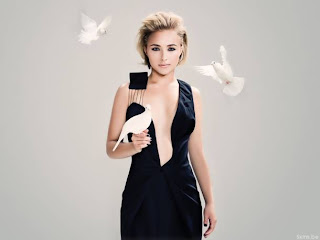 Hayden Panettiere Photoshoot Pictures