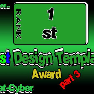 Winner Best Design Template Part3.