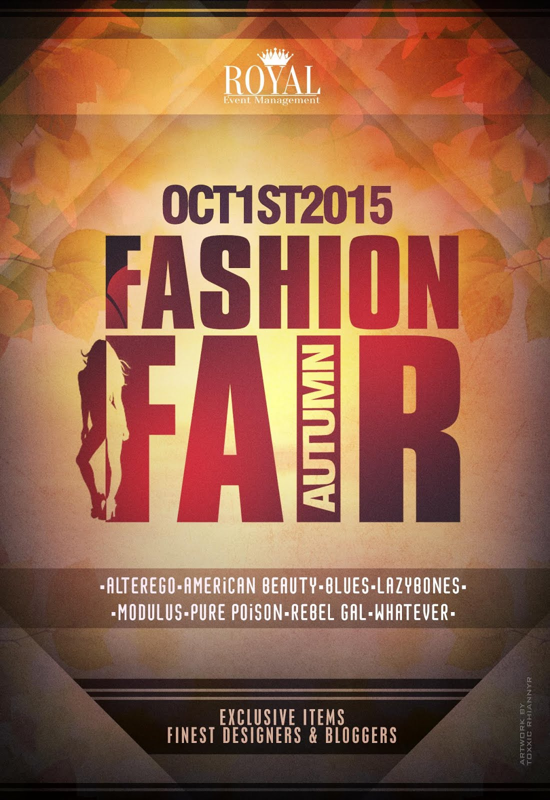 Fashion Fair Autumn