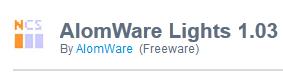 AlomWare Lights 2015 1.03 Free Download