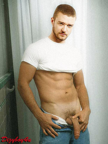 Justin timberlake cock clearly Remarkable