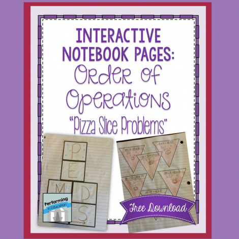 Order of Operations - Save $2.00!