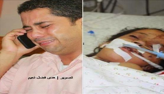 شظية إسرائيلية تغيب مريم عن عائلة انتظرتها 5 سنوات