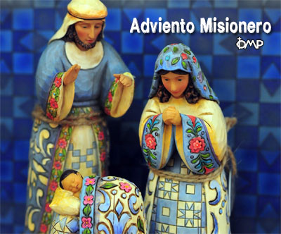 Adviento misionero para niños
