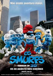 Os Smurfs – Torrent BDRip (The Smurfs) (2011) Dual Áudio Download