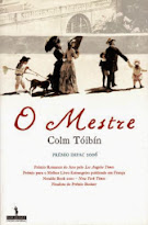 (terminado)Passatempo Blogue / Agosto 2014 - O Mestre de Colm Tóibín