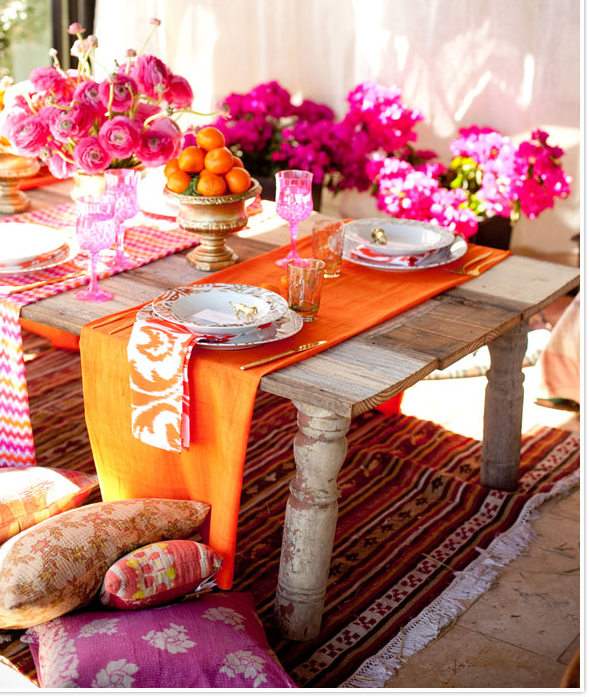 Party Frosting Moroccan Bollywood Party Ideas Inspiration