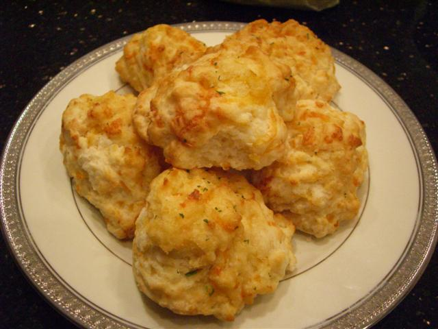 recipe for red lobster cheddar biscuits