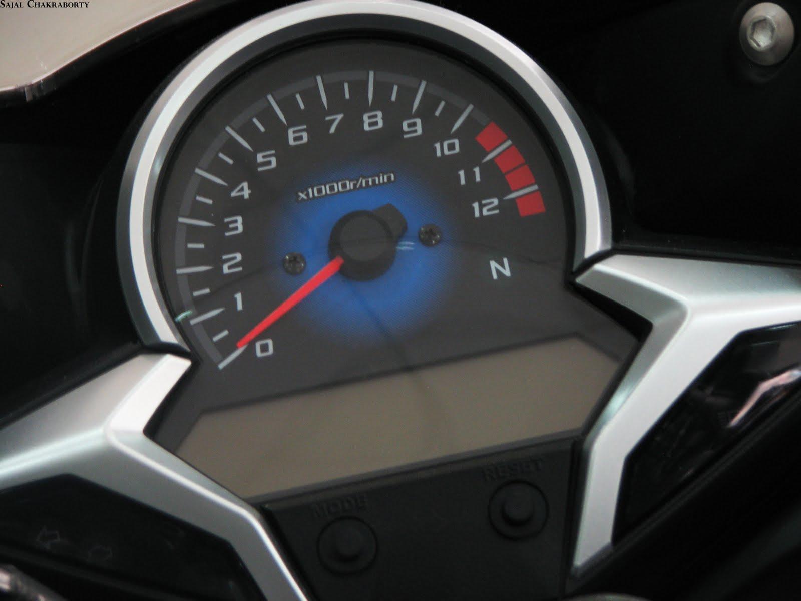 2011 Honda CBR 250R 8