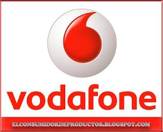 Promoción recarga Vodafone Tarjeta
