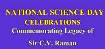 Remembering C.V. Raman on National Science Day !