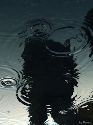 Шум дождя...