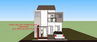 Jual Beli Rumah Kota Tangerang kabupaten tangerang harga bersaing murah