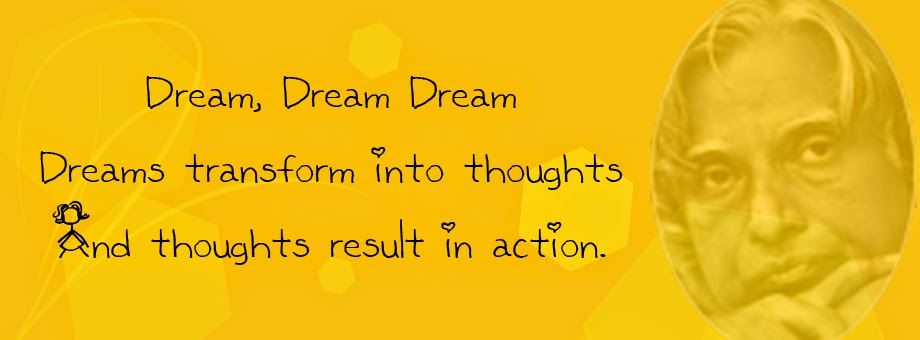 Abdul Kalam Quotes About Dream