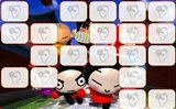 Pucca memory game