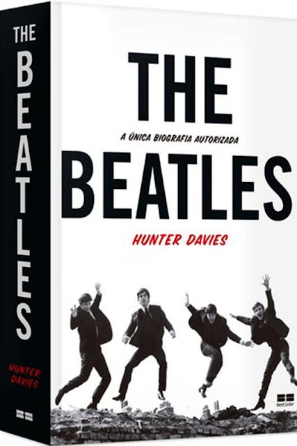 O Ba Do Edu The Beatles Hunter Davies A Nica Biografia