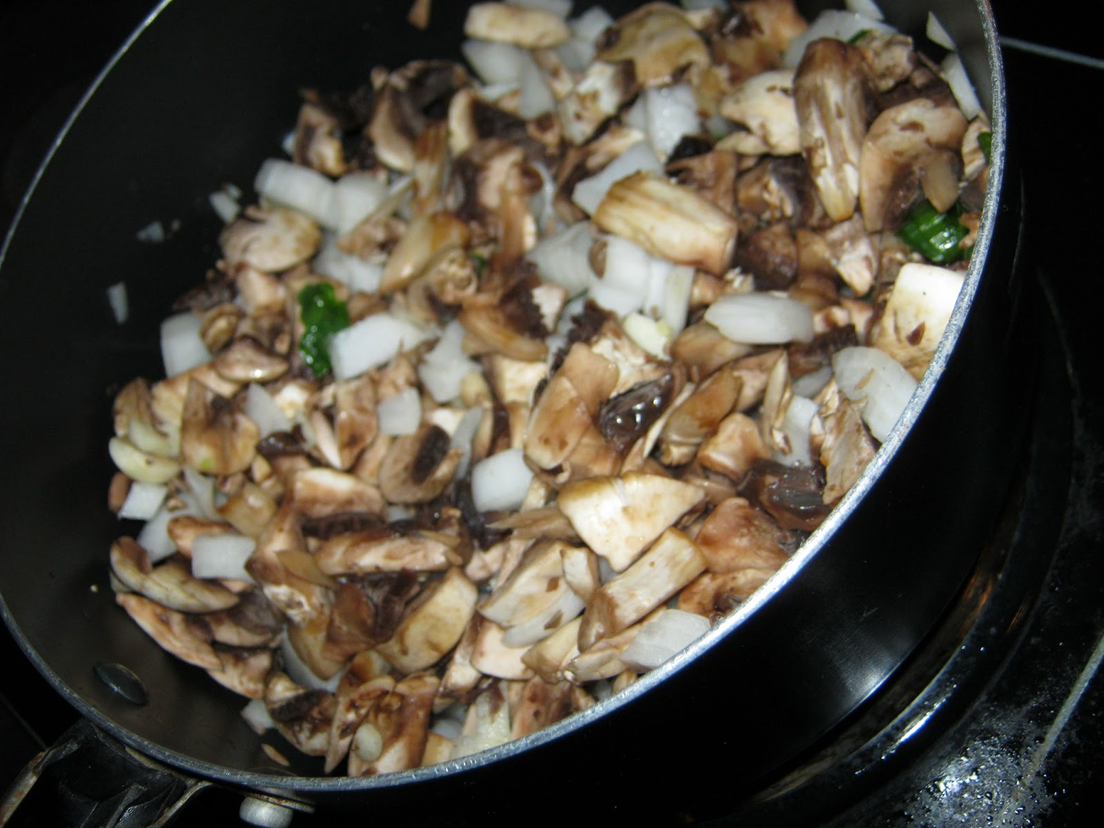 ... Wookie: Jacques Pepin's Crusty Chicken Thighs with Mushroom Sauce