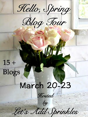 I am so excited to be joining this blog tour with such talented ladies!