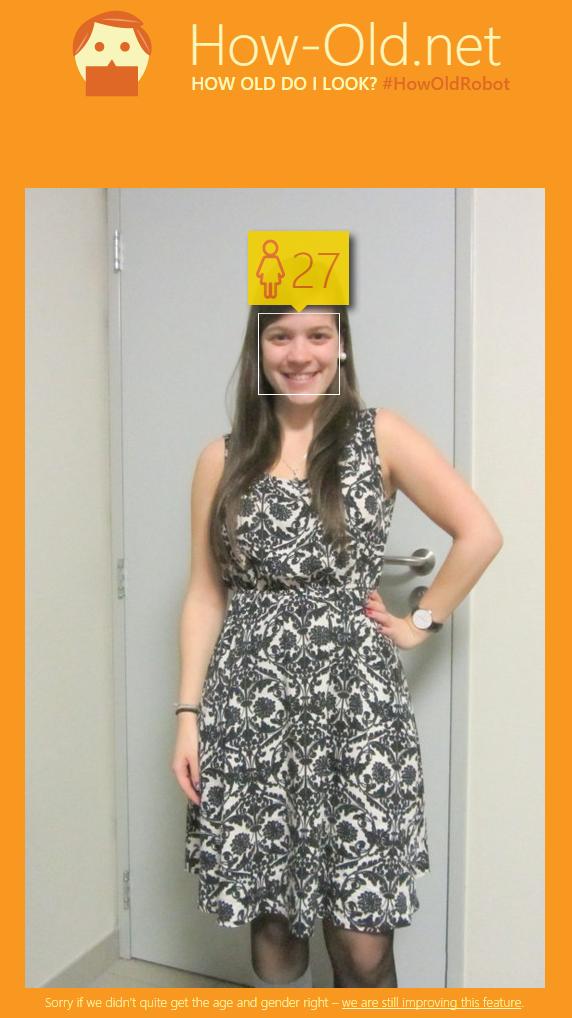 Clothes & Dreams: Guess my age! Am I... 24?