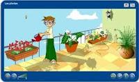 Aquí tienes una explicación sobre las plantas, la fotosíntesis...