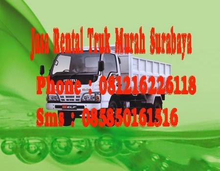 Jasa Rental Truk Pindahan Surabaya-Subang