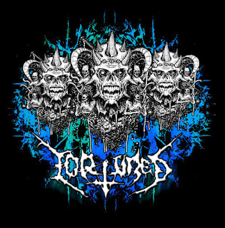 progressive Death Metal Tortured Band Bandung