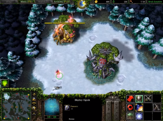 Warcraft III Reign Of Chaos, The Frozen Throne Update ...