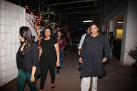 Bollywood Cekbs at Screening of 'Goliyon Ki Raas Leela Ram-leela' by Krishna Lala