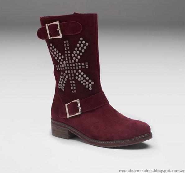 Moda otoño invierno 2013. Zapatos y Botas Micheluzzi.