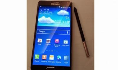 Sst, Samsung Bagi-Bagi 50 Dolar untuk Pemilik Galaxy Note 3