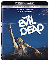 The Evil Dead  4K Ultra HD™ Combo Pack Including Dolby Vision™