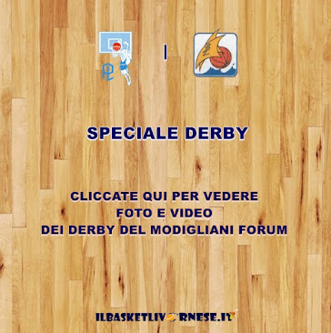 FOTO E VIDEO SUI DERBY