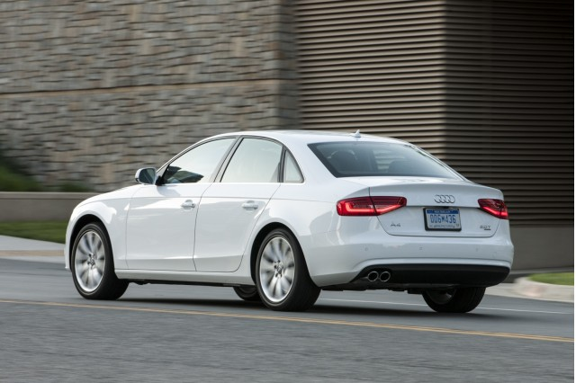 2013 Audi A4 Review and Pictures