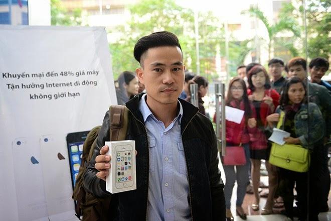 Apple sẽ chú ý đến thị trường Việt Nam tiềm năng