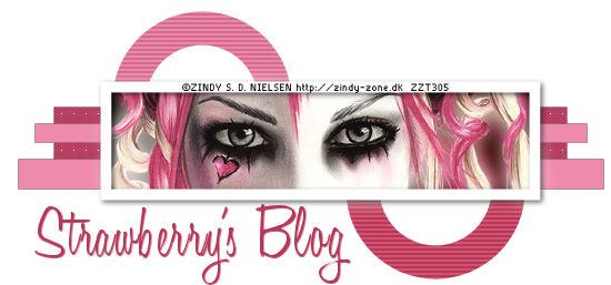 Strawberry's Blog