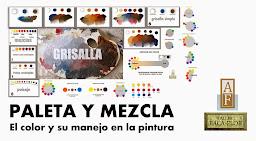 PALETA Y MEZCLA