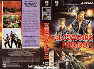 El comando perdido = Eye of the Eagle (1987) de Cirio H. Santiago