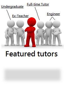 Featured tutors
