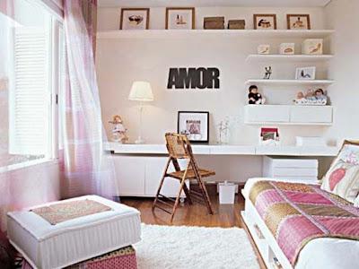 Ideas de dise o de dormitorios para adolescentes j venes for Disenos de cuartos para ninas adolescentes
