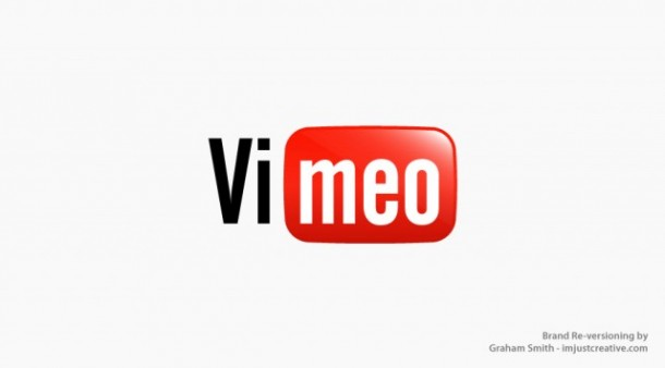 vimeo youtube reversion 610x338 >Brand Reversioning
