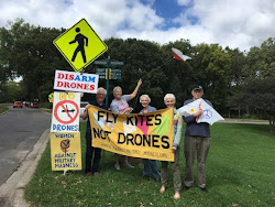FLY KITES, NOT DRONES