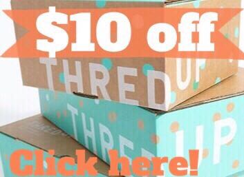 Join me on Thredup