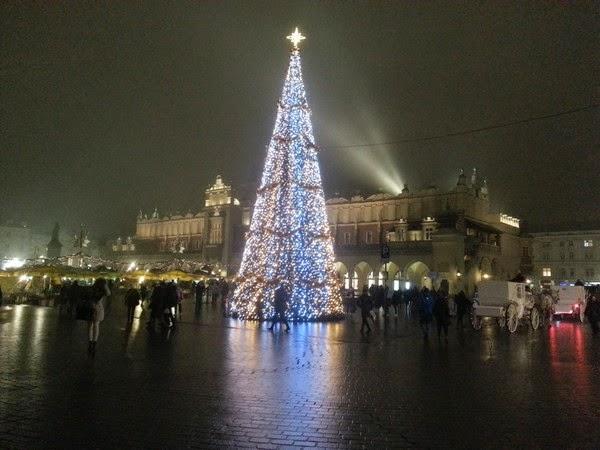 Kraków Targi Bożonarodzeniowe