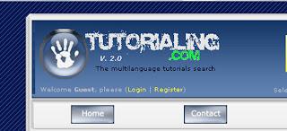 Tutorialing