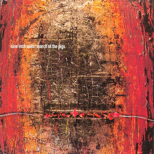 Rock Album Artwork Nine Inch Nails The Downward Spiral
