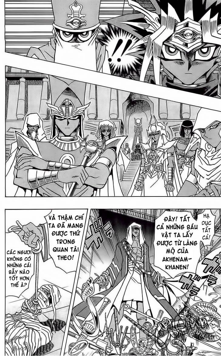 YuGi Oh – Vua Trò Chơi chap 284 Trang 18